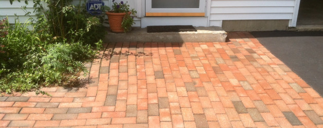 Install Front Walkway in Salem NH