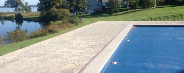 Installation of Brick Pavers in Greenland NH